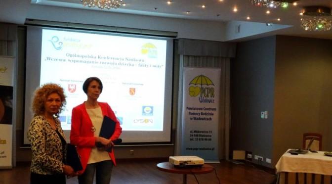 Udział w Ogólnopolskiej Konferencji Naukowej w Inwałdzie