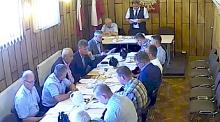 XXII Sesja Rady Gminy w Lanckoronie