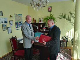 Powołanie nowego Dyrektora w Zespole Szkół w Izdebniku