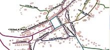 Projekt nazewnictwa ulic w Lanckoronie