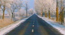 Harmonogram zimowego utrzymania dróg na terenie gminy Lanckorona