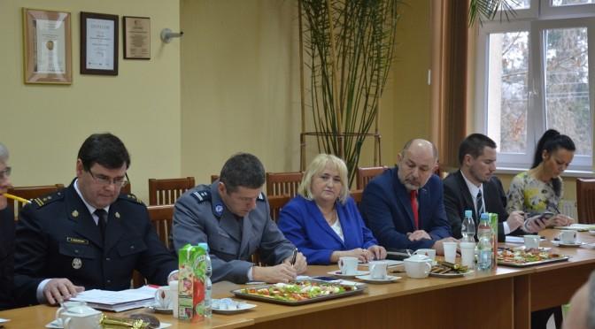Spotkanie samorządowców z Wojewodą Małopolskim