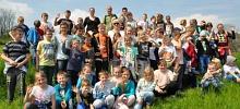 Wizyta dzieci z zaprzyjaźnionej Holandii