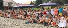 Ponad 1000 pielgrzymów nocuje na terenie Gminy Lanckorona