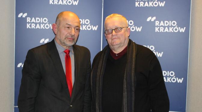 Wizyta w Radiu Kraków