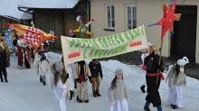 Królewski Orszak w Lanckoronie to już tradycja