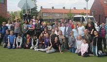 Kolejna wizyta młodzieży z gminy Lanckorona w mieście partnerskim Holandii