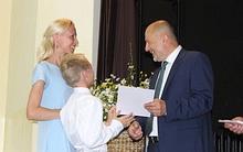 Wójt Gminy Lanckorona wręczył najlepszym uczniom stypendia i nagrody