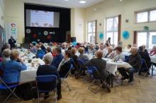 Otwarte spotkanie seniorów w Lanckoronie