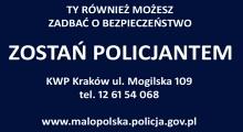 INFORMACJA O NABORZE DO POLICJI