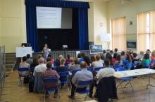 Relacja z Gminnej Debaty Oświatowej w Lanckoronie