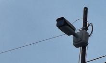 kamera na lanckorońskim rynku
