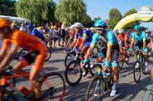 wielkie święto sportu – tour de pologne w gminie lanckorona