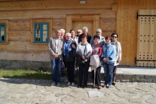 wizyta studyjna seniorów w stryszawie
