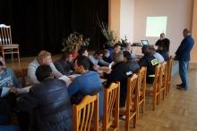 szkolenie dla strażaków OSP