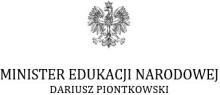 list Ministra Edukacji Narodowej Dariusza Piontkowskiego z okazji zakończenia zajęć dydaktyczno-wychowawczych w roku szkolnym 2018/2019