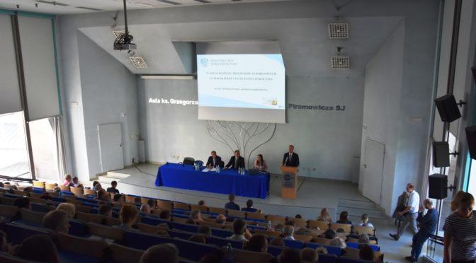 Spotkanie z Wojewodą w sprawie połączeń autobusowych