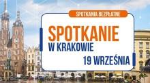 Promocja spotkania NCBR dla Firm w Krakowie