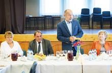 """""""Spotkanie Seniorów w Jastrzębi"""""""