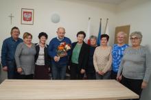 ostatnie posiedzenie gminnej rady seniorów I kadencji