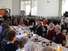 spotkanie opłatkowe dla seniorów w Skawinkach
