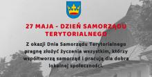 27 maja – dzień samorządu terytorialnego