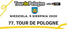 ogłoszenie porządkowe w związku z 77. Tour de pologne