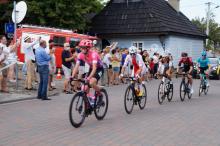 77. wyścig kolarski Tour de Pologne 2020 przemknął przez Lanckoronę