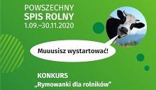 """konkurs """"Rymowanki dla rolników"""""""