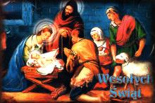życzenia świąteczne od wójta