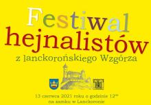 Festiwal hejnalistów na zamku w Lanckoronie 13 czerwca 2021 r.
