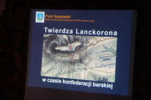 """wręczenie nagród w konkursie """"twierdza Lanckorona"""""""