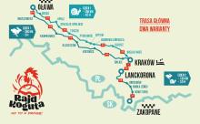 5. charytatywny Rajd Koguta przejedzie przez Lanckoronę 4 czerwca 2021 r.