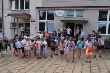"""Ruszyła półkolonia """"Lato w teatrze"""" w lanckorońskim GOKu!"""