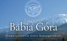 informacja o nowej stronie stowarzyszenia gmin babiogórskich