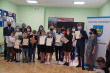 europejski dzień języków w szkole podstawowej im. konfederatów barskich w Jastrzębi