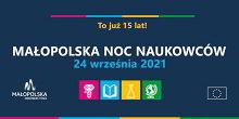 15. edycja Małopolskiej Nocy Naukowców