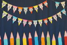 pasowanie na przedszkolaka w przedszkolu samorządowym w Lanckoronie
